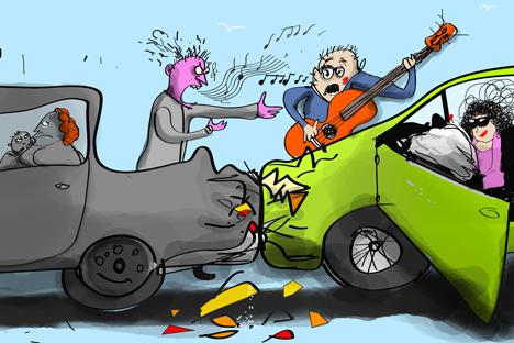 Karikatura: Nijaz Karim