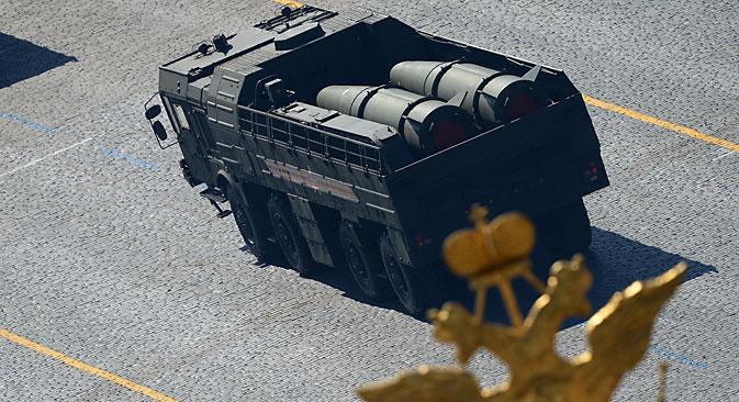 Prema riječima pripadnika vojske, S-500 ne predstavlja nastavak postojećeg sistema S-400. Izvor: Ria Novosti