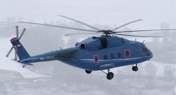 Pri konstrukciji novog helikoptera vodilo se računa o specifičnosti eksploatacije u uvjetima niskih temperatura i ograničene vidljivosti, čak i za vrijeme polarne noći. Izvor: Russian Nelicopters/JSC
