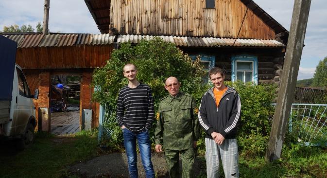 Stanovnici Urala od kuće donose izbjeglicama toplu odjeću, namirnice, aparate i sve što je nužno za svakodnevni život. Fotografija: Darja Kezina