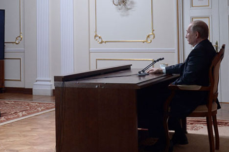 Vladimir Putin građanima Argentine poručio je da će ih Rusija bezuvjetno podržavati u ostvarivanju njihovih ciljeva. Izvor: RIA Novosti