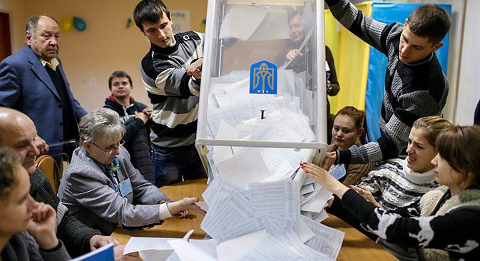Fjodor Lukjanov: Novi sastav Vrhovne rade bit će u većoj mjeri radikalno i antiruski nastrojen. Izvor: Reuters