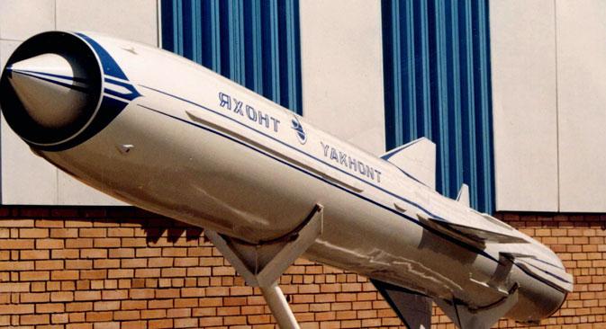 """Ruske raketne sustave pomorskog i kopnenog baziranja s raketom """"Jahont"""" već kupuje nekoliko zemalja u svijetu. Izvor: TASS"""