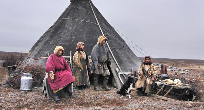 Nenci naseljavaju veliko područje na obali Sjevernog ledenog oceana i Sibira. Fotografija: Alberto Caspani