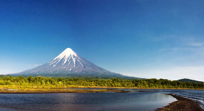 Vulkan Kronotski, park prirode, Rusija Izvor: Shutterstock/Legion-Media