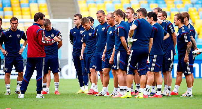 U klubovima Ruske nogometne premijer lige za ovu sezonu je registrirano 177 stranih igrača. Izvor: Reuters