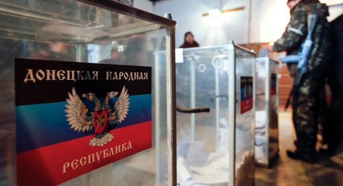 Prema informacijama medija, više od 20 političara i vojnika, koji su sudjelovali u provebi izbora u regiji, bit će stavljeno na crnu listu EU. Izvor: Reuters