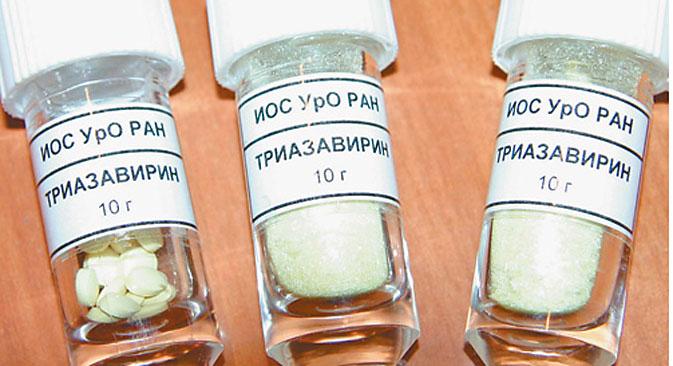 """Do kraja 2014. ruske ljekarne bit će opskrbljene antivirusnim lijekom širokog spektra djelovanja """"Triazavirinom"""". Izvor: Press Photo"""