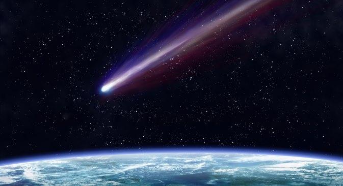 Denis Denisenko: Asteroidi veličine 2014 UR116 [oko 370 m] mogu izazvati razaranja, ali ne i istrebljenje čovječanstva. Izvor: Alamy / Legion Media