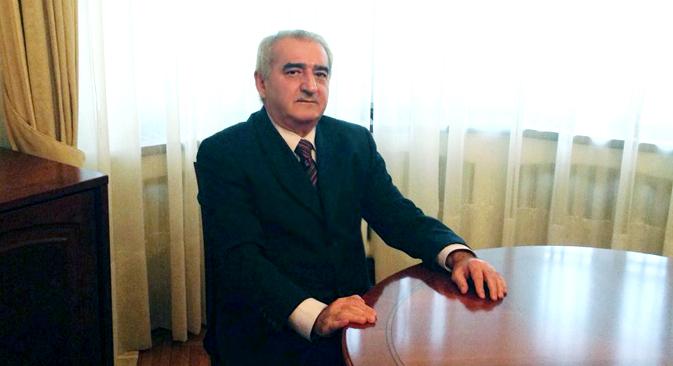 Dr. Robert Markarjan, veleposlanik Ruske Federacije u Hrvatskoj. Izvor: Ruski Vjesnik