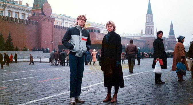 Crveni trg, SSSR. Izvor: Bart Everson/flickr.com
