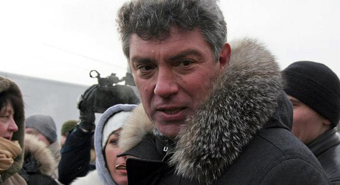 Boris Nemcov je zauzimao važno mjesto u političkom životu Rusije 1990-ih i 2000-ih. Izvor: Tatjana Šramčenko