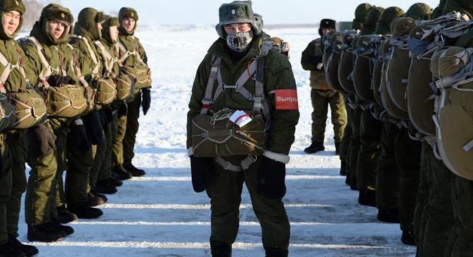 SSKN je propisao krajnju razinu dopuštenih ograničenja u pogledu količine teškog naoružanja. Potpisale su ga 1990. zemlje NATO-a i države Varšavskog pakta. Izvor: Aleksej Malgavko / RIA Novosti.