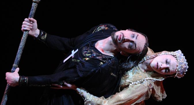 Balet Ivan Grozni je na repertoaru Boljšog teatra bio do 1990., i za to vrijeme je izveden oko 100 puta. Izvor: Vladimir Fedorenko / RIA Novosti.