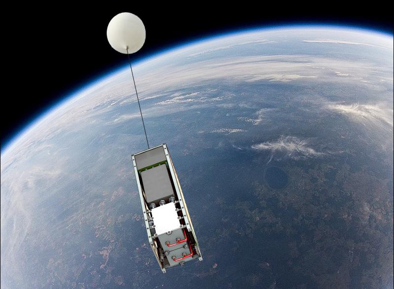 Entuzijasti su pomoću crowdfundinga prikupili oko 7000 dolara i stvorili model satelita.