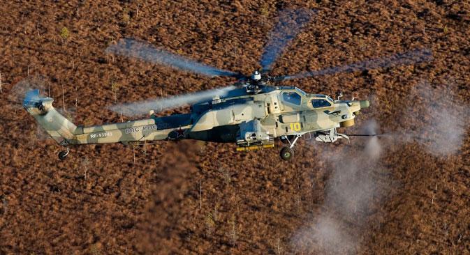 Mi-28N.