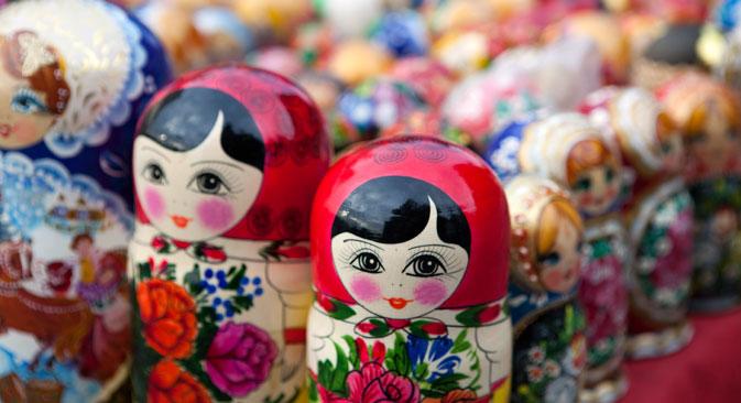 Tajnovita igračka: Kako je matrjoška postala glavni simbol Rusije