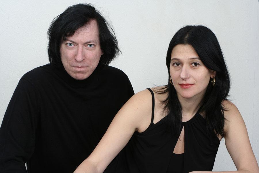 Maksim Fedotov i Galina Petrova.