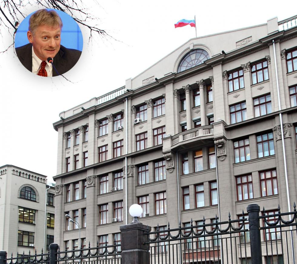 This man is the first contact to get the Kremlin's response to current events - Dmitry Peskov. Putin's spokesman is an employee of the Presidential Administration, which is housed in an early 20th-century building in the historic district of Kitai-Gorod.