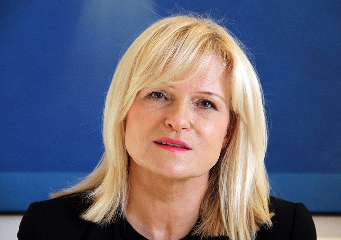 Jadranka Polović je prodekanja in predavateljica na Visoki šoli multimedijskih in komunikacijskih tehnologij v Splitu. Vir: Osebni arhiv