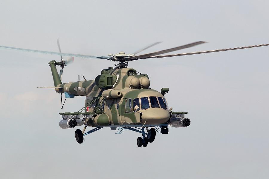 Oznaka Mi-171Š je izvozna verzija Mi-8AMTŠ proizvedena u UUAZ-u.