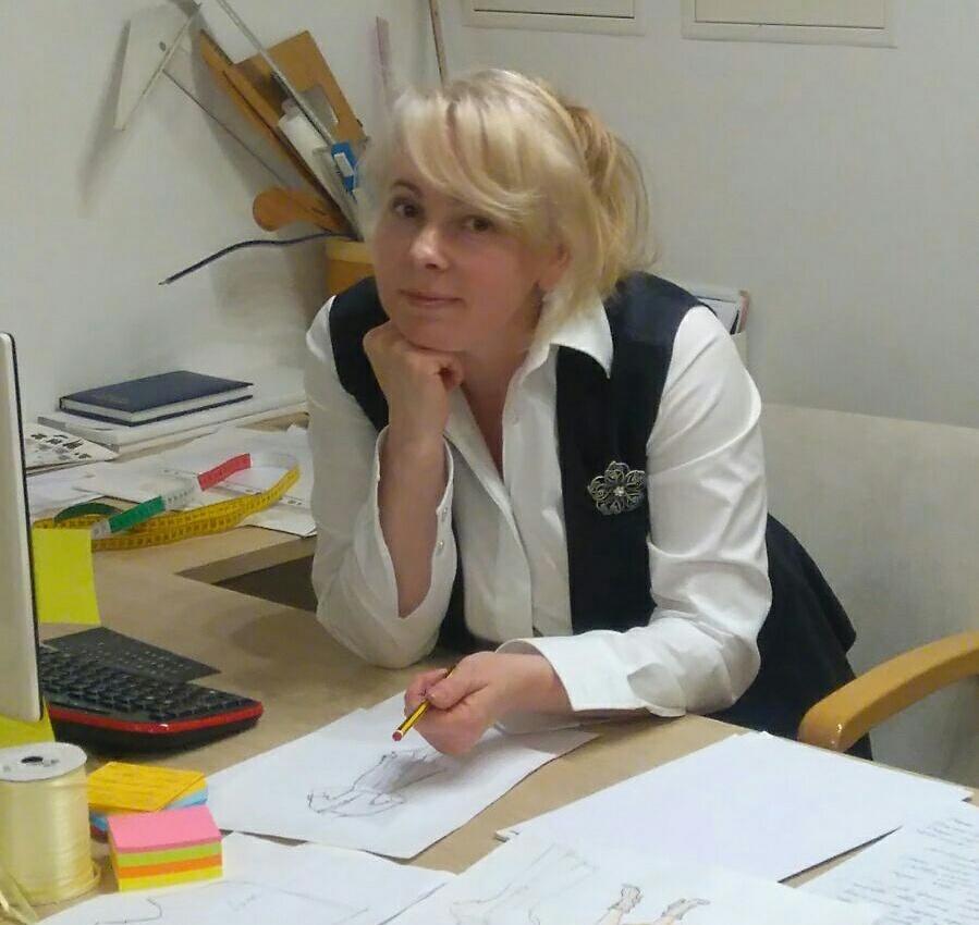 Ruska modna dizajnerica Tatjana Livaić /