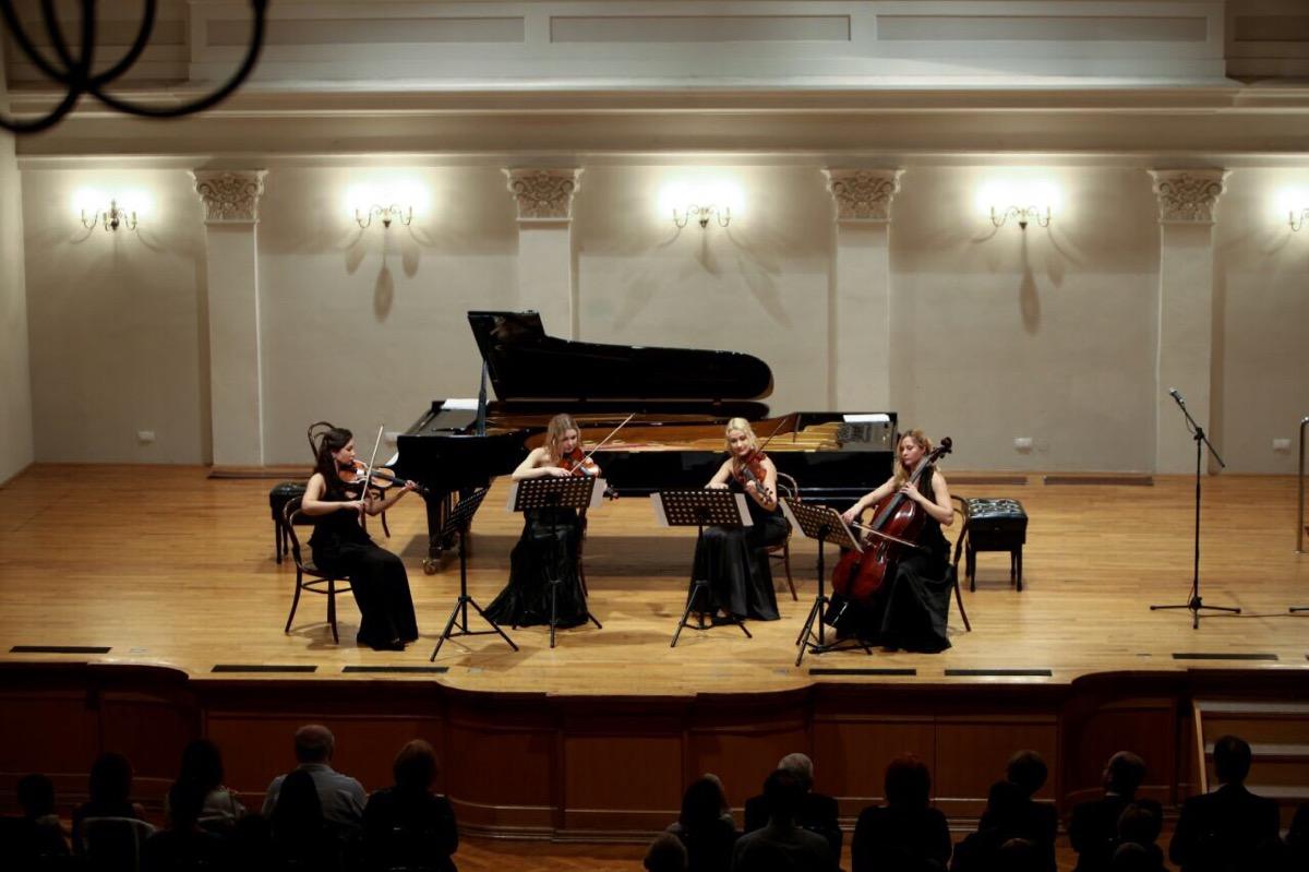 Gudački kvartet Kapellija Simfonijskog orkestra Državne akademske kapele Sankt-Peterburga /