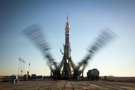 NASA telah memutuskan berhenti menggunakan kapsul Soyuz Rusia. Sumber: www.nasa.gov