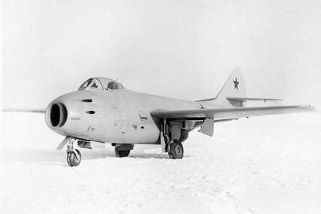 MiG-9. Kredit: RIA Novosti