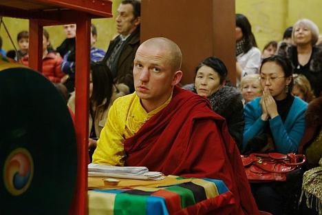 Dua puluh tahun setelah keruntuhan Uni Soviet, kehadiran agama Buddha di negara-negara pecahan Soviet mengalami kebangkitan pesat.