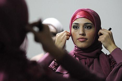Populasi Muslim di Rusia sebesar tujuh persen dari total populasi di negeri ini.