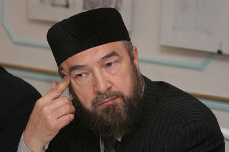 Ketua Administrasi Agama Islam Bagian Asia negara Rusia, Sheikh Nafigulla Ashirov. Kredit: PhotoXPress