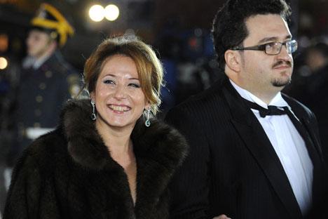 Natalia Timakova bekerja dengan Dmitry Medvedev sejak tahun 2008. Foto: TASS