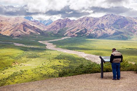 Pada tahun 1867, Rusia menjual Alaska pada Amerika Serikat senilai 7,2 juta dolar AS. Kredit:  Alamy/Legion Media