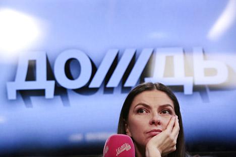 Dalam beberapa bulan terakhir ini beberapa media di Rusia mendapat imbas pembatasan kebebasan berpendapat. Sebagian besar dari mereka masuk ke dalam daftar media massa yang terancam ditutup. Foto: Alexsei Nichukchin/RIA Novosti