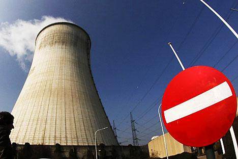 Keberadaan sektor energi nuklir sipil yang kuat memastikan efektivitas pengoperasian kompleks senjata nuklir. Foto: Reuters