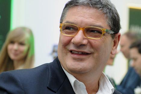 Kepala koki tim nasional sepak bola Rusia asal Italia, Nino Graziano. Foto: ITAR-TASS