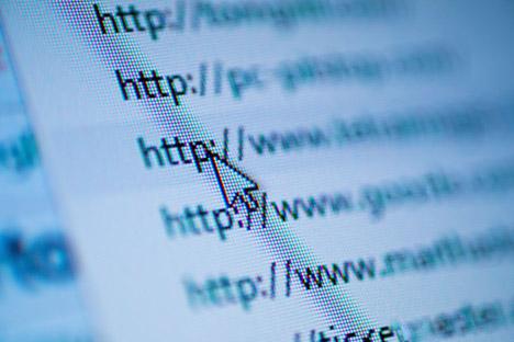 Masyarakat Rusia lebih suka menggunakan layanan dan aplikasi internet buatan negara mereka sendiri. Foto: Getty Images/Fotobank