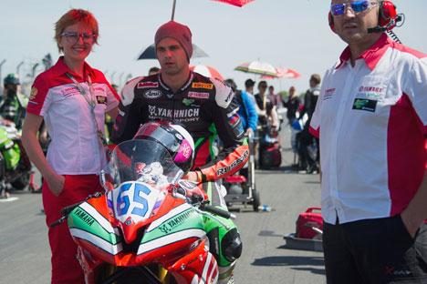 Balap motor Rusia kembali diperbincangkan ketika etape Rusia yang telah lama ditunggu-tunggu muncul di kalender Superbike World Championship. Foto: Getty Images/Fotobank