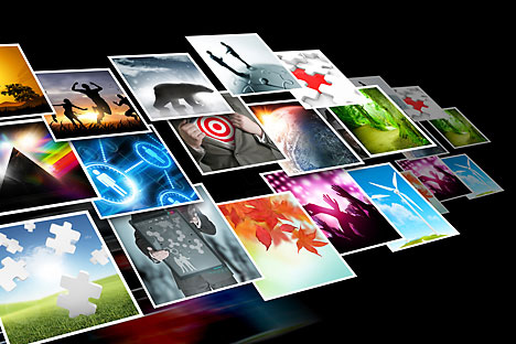Beberapa aplikasi digital buatan pengembang aplikasi dari Rusia cukup populer di berbagai kategori. Foto: PhotoXPress