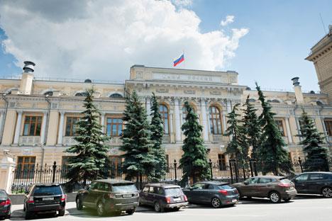 Penciptaan sistem pembayaran nasional akan membantu melindungi pasar Rusia dari skenario kemungkinan 'keruntuhan sesaat'. Foto: Lori/Legion Media