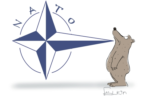 NATO Mulai Susun Kebijakan untuk 'Membendung' Rusia