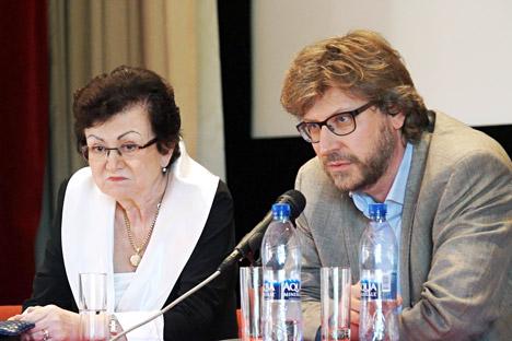Analis dan editor politik majalah Russia in Global Politics Fyodor Lukyanov meyakini bahwa selama kurang lebih 20 tahun kemerdekaannya, Ukraina masih belum memiliki kesatuan yang kuat. Foto: Vladimir Stakheev