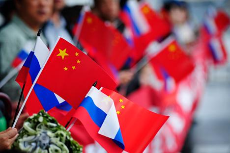 Kecintaan warga Rusia terhadap Tiongkok terus berkembang secara signifikan. Foto: TASS