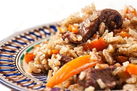 Di Uzbekistan, makanan ini diperlakukan dengan 'sangat serius'. Foto: Lori/Legion Media
