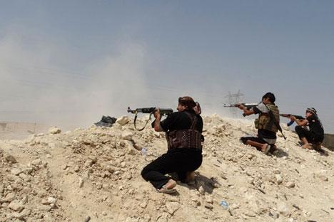 Para pakar sepakat bahwa kemunculan ISIS memiliki latar belakang sosial yang serius. Foto: Reuters
