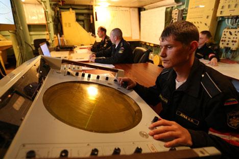 Pelatihan tahun depan akan menjadi langkah selanjutnya untuk keberlangsungan proses penetrasi inovasi skala besar dalam bidang militer Rusia. Foto: TASS