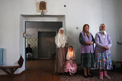 Mayoritas penganut Ortodoks Lama di Rusia berada di Subyek Federal Nizhegorodskaya Oblast. Foto:  Valeri Melnikov/RIA Novosti