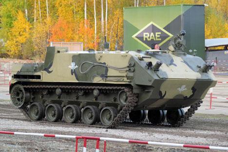 BTR-MD Rakushka. Foto: Wikipedia