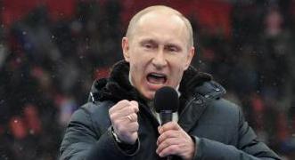 Ada Miliaran Manusia di Dunia, Mengapa AS Hanya Takut pada Putin?